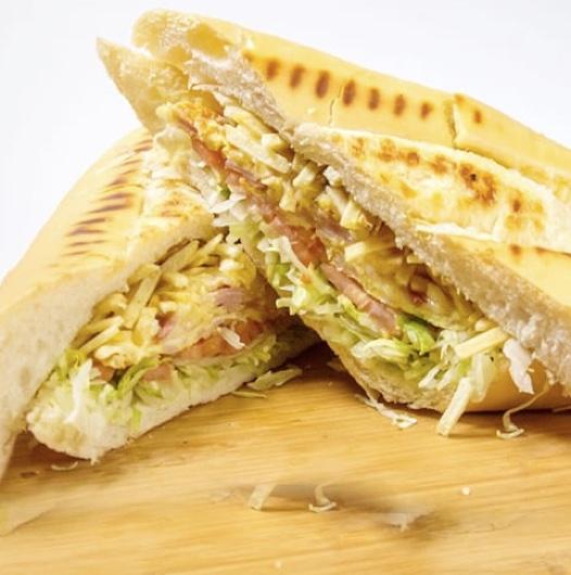 Karla - Omelet Sandwich