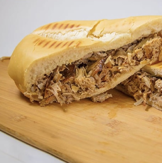 Karla - Roasted Pork Sandwich