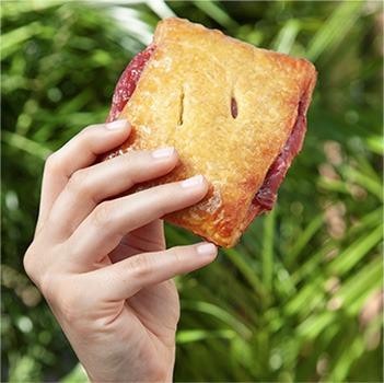Signature Guava Pastry