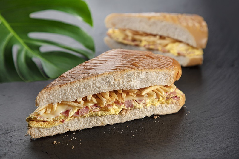 Eggy Perfection: What Makes a Cuban Omelette from Karla Cuban Bakery so Delicious?